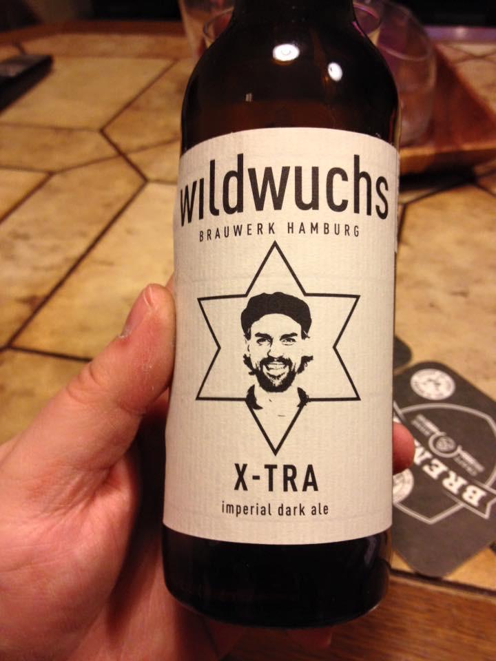 Wildwuchs – X-TRA Imperial Dark Ale