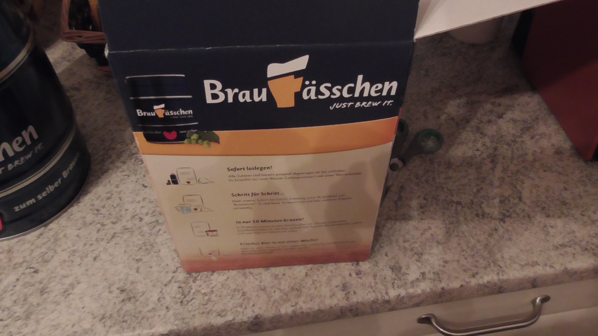 Braufässchen Unboxing Video