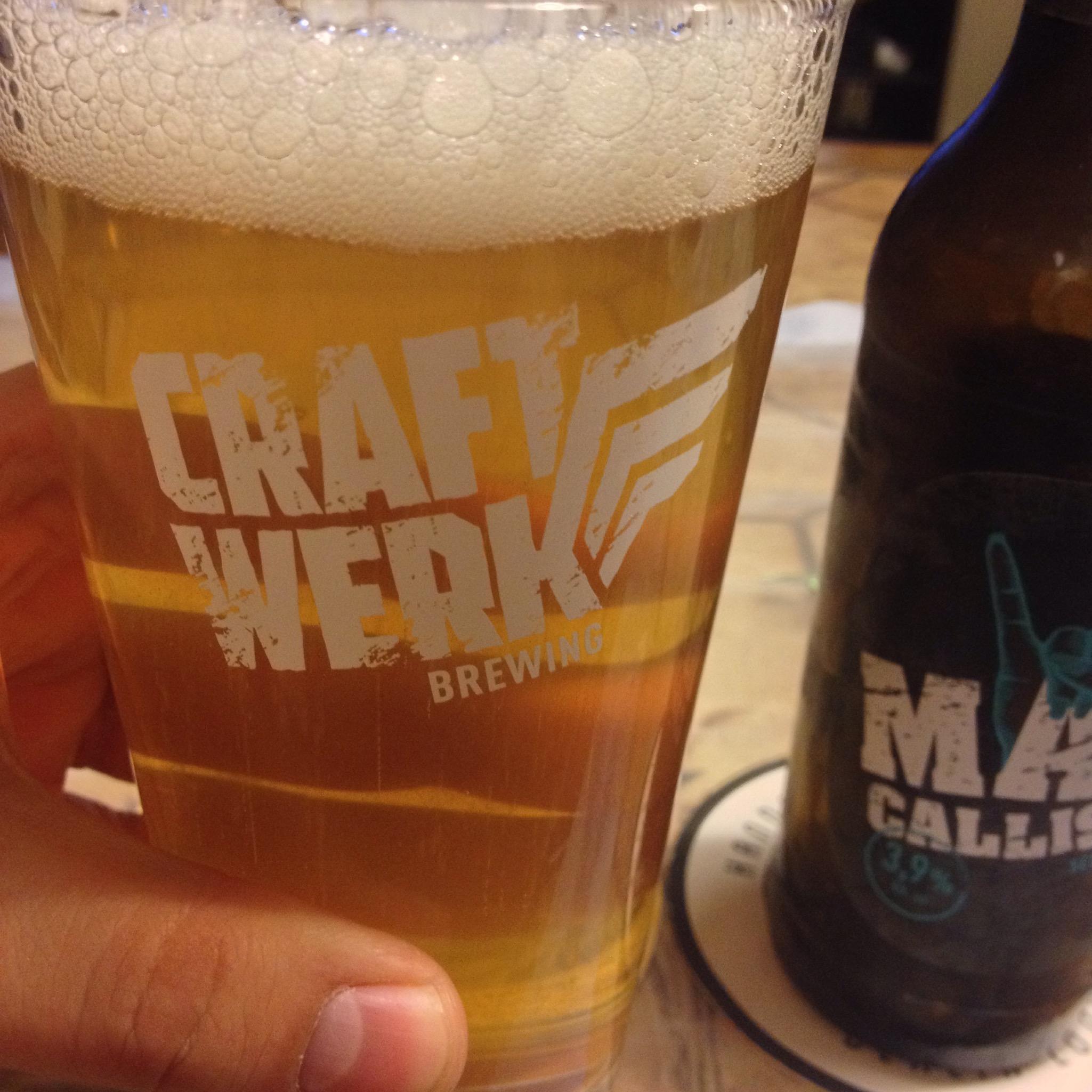 CraftWerk – Mad Callista