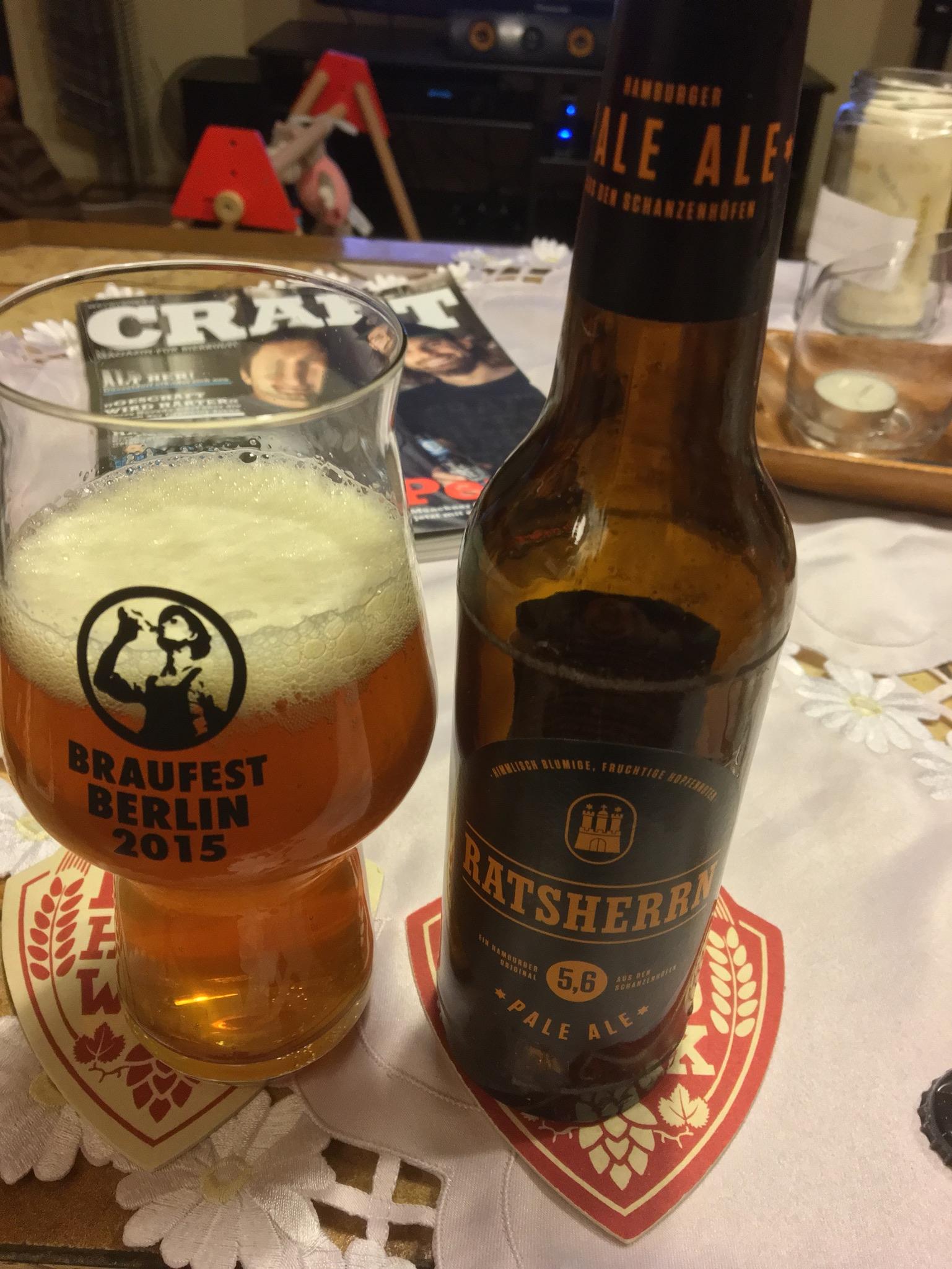 Ratsherrn – Pale Ale
