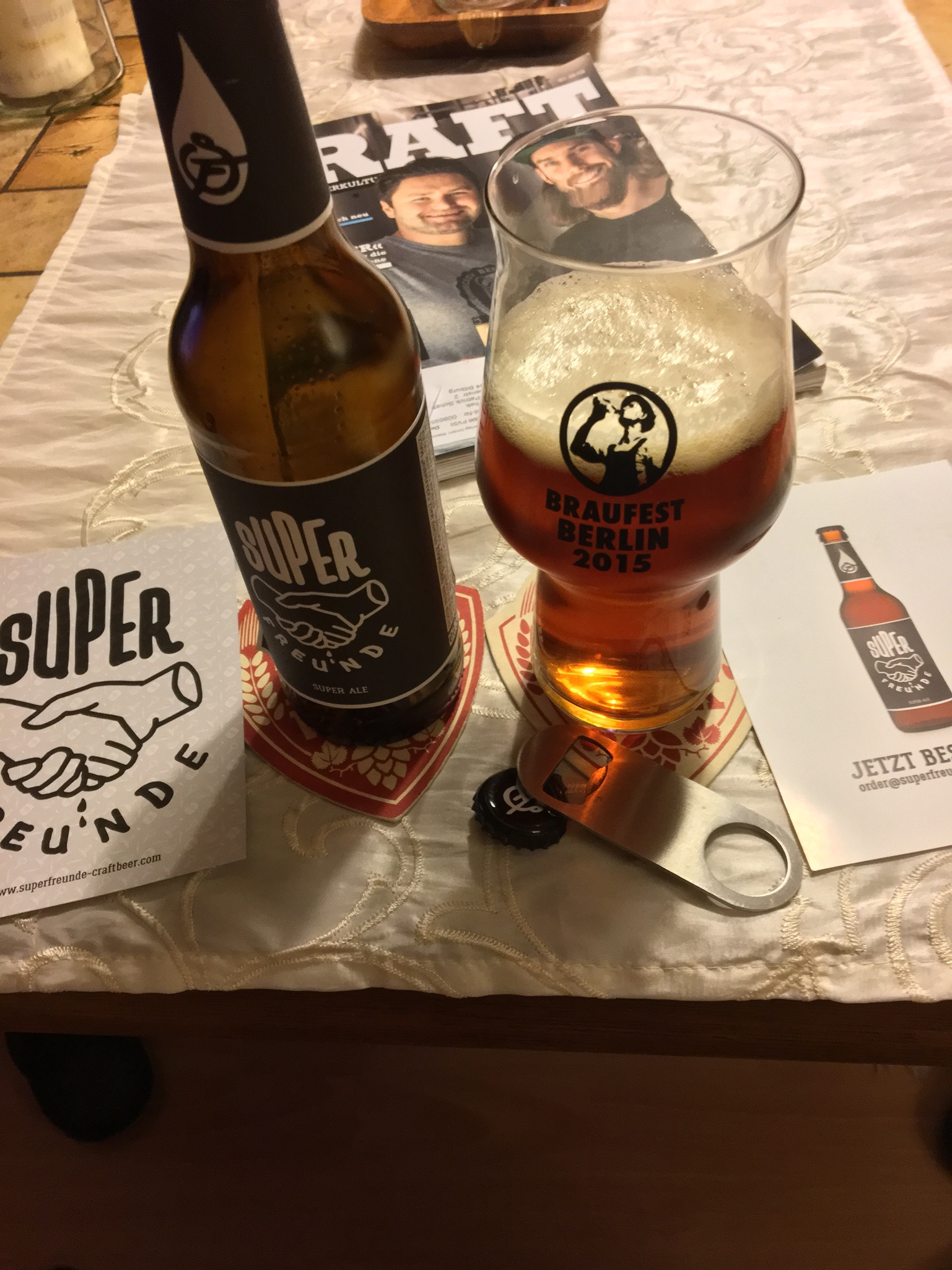 SUPERFREUNDE – Super Ale