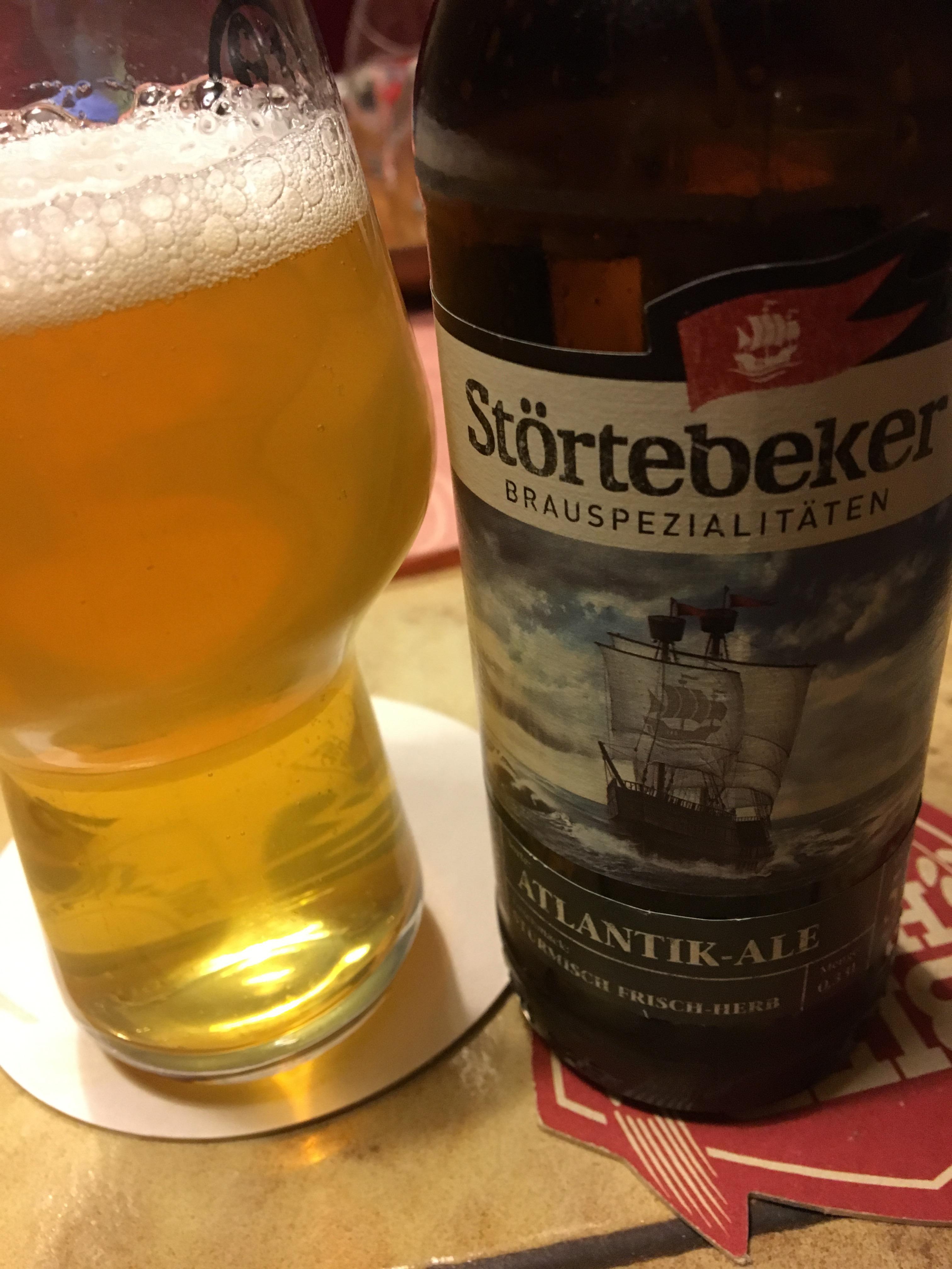 Störtebeker-Atlantik Ale