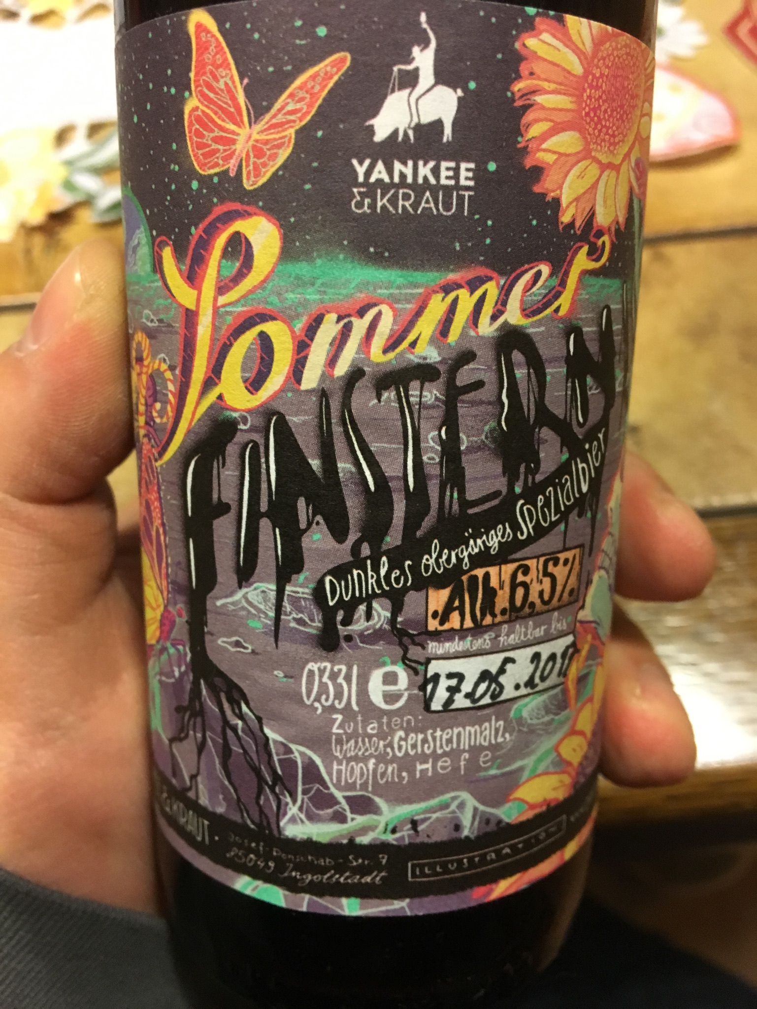 Yankee&Kraut – Sommerfinsternis