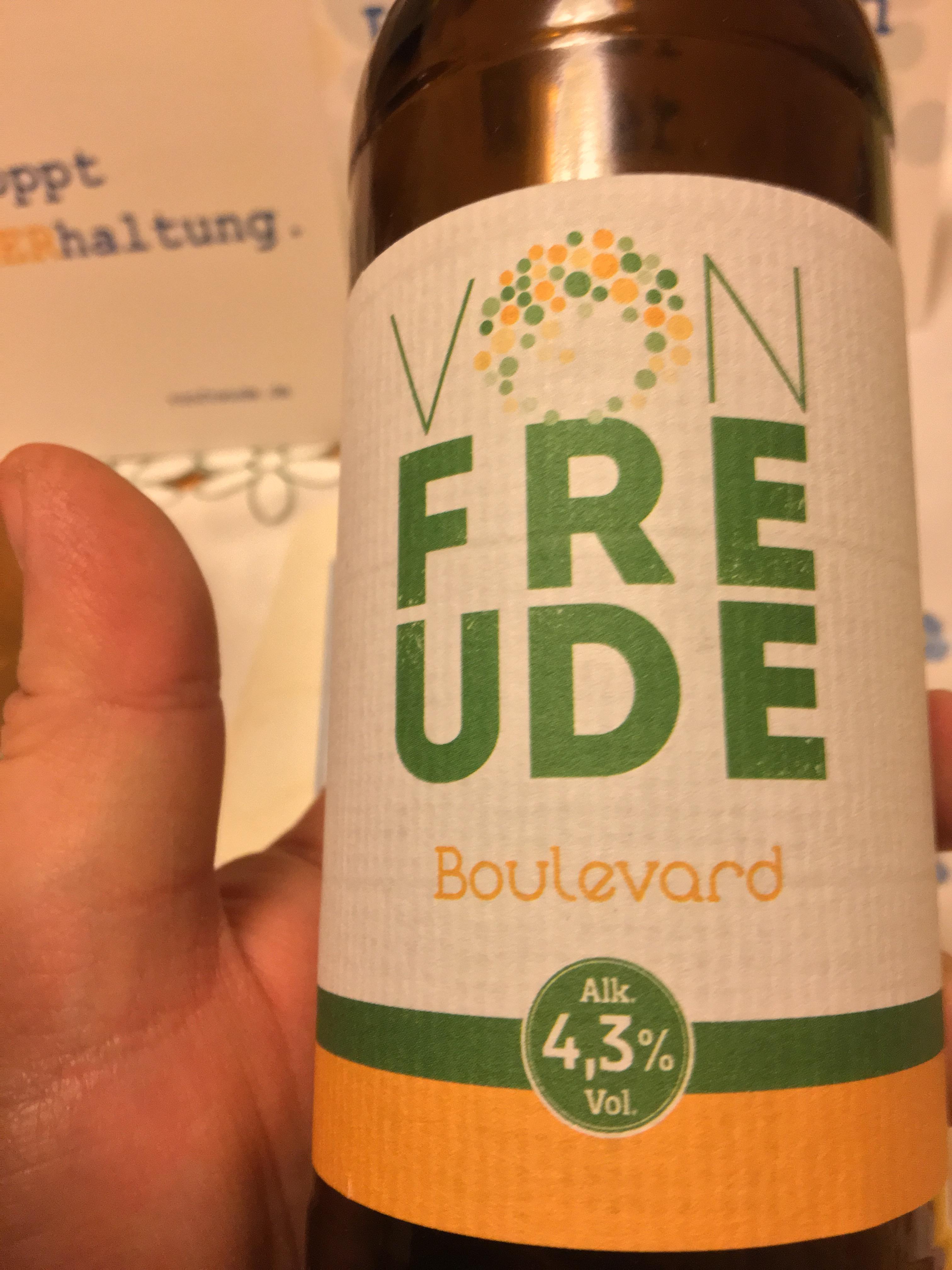 Von Freude – Boulevard