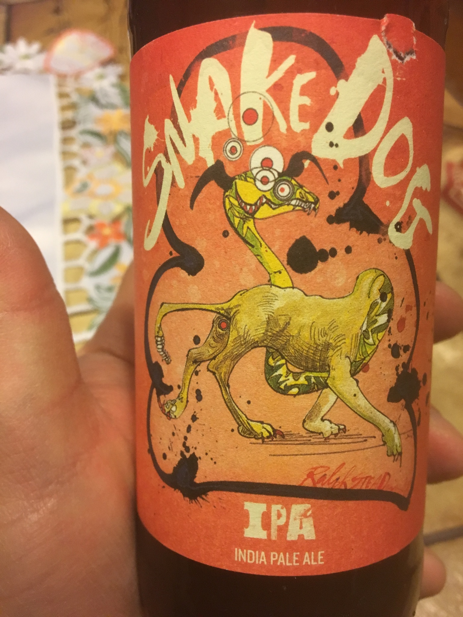 Flying Dog – Snake Dog IPA