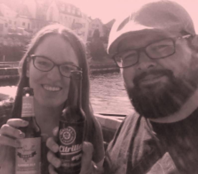 Wir durften bei den Freunden von Craftbeer Revolution unsere Top-3-Biere vorstellen: