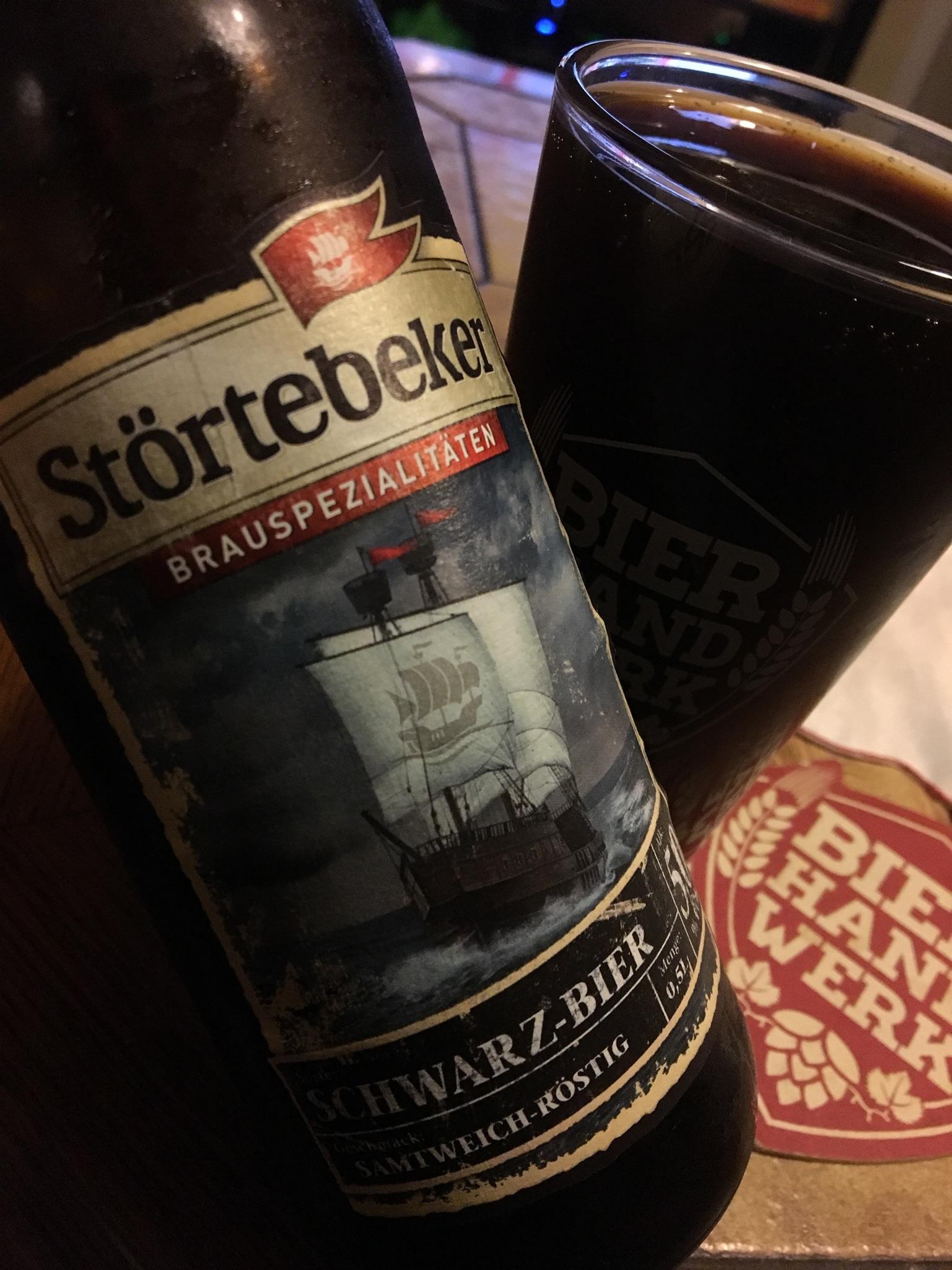 Störtebeker – Schwarz-Bier