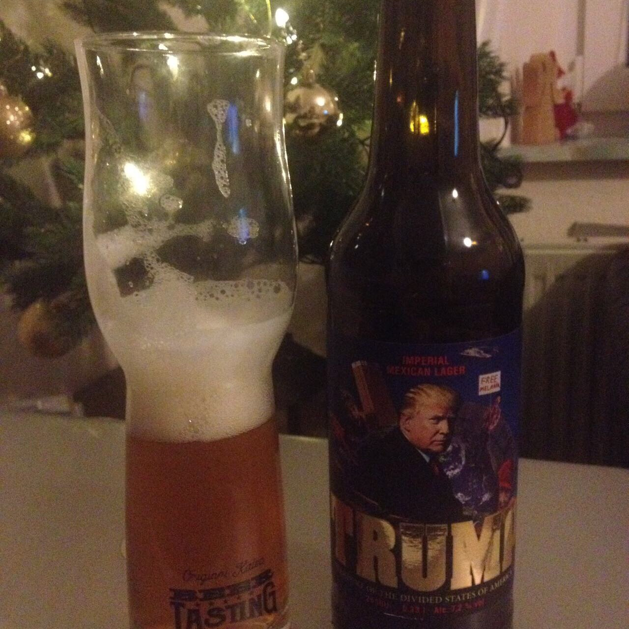 Kalea Kalender 2017 (CraftBier Version)  Pravda – Trump