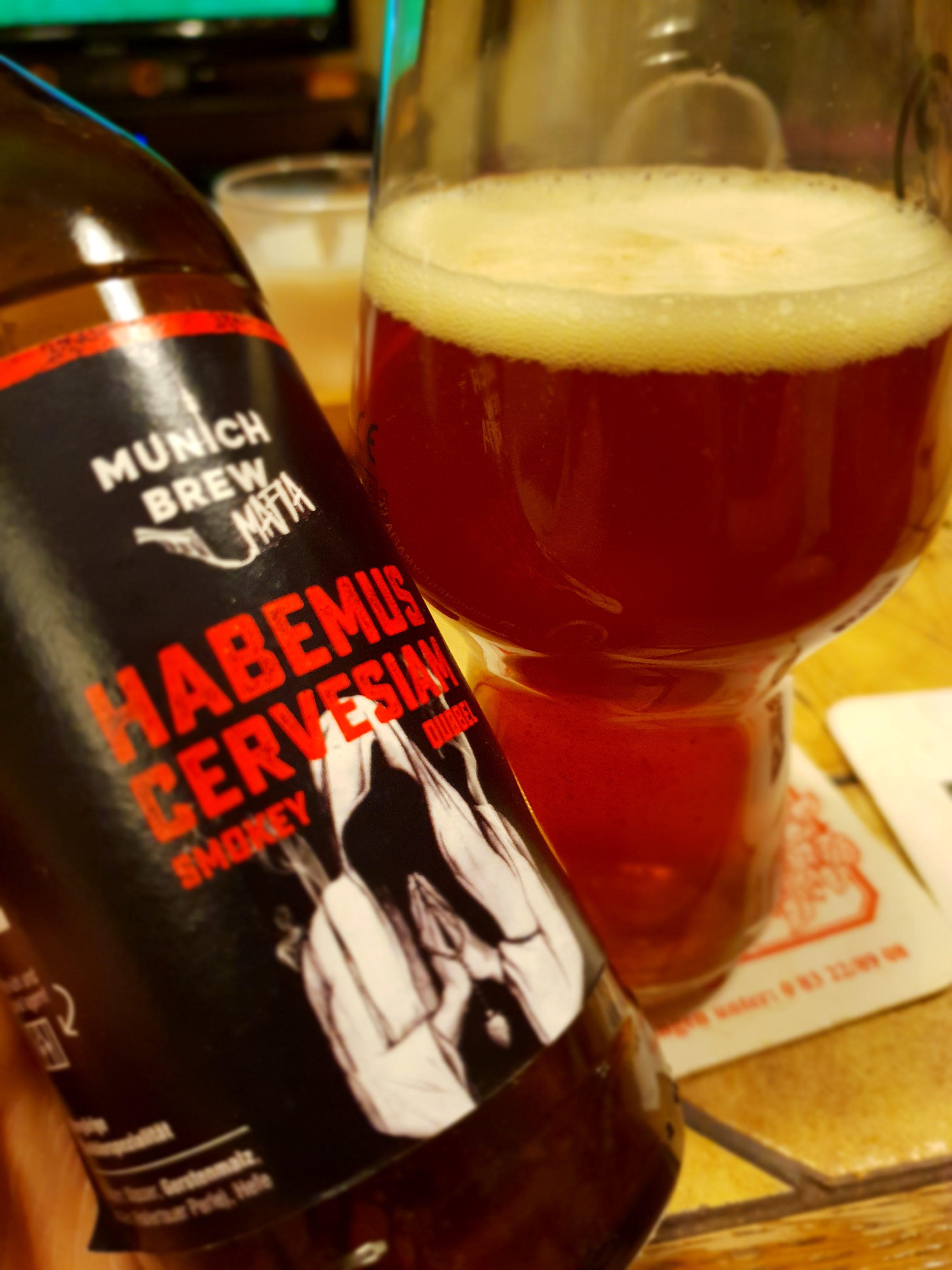 Munich Brew Mafia – Habemus Cervesiam
