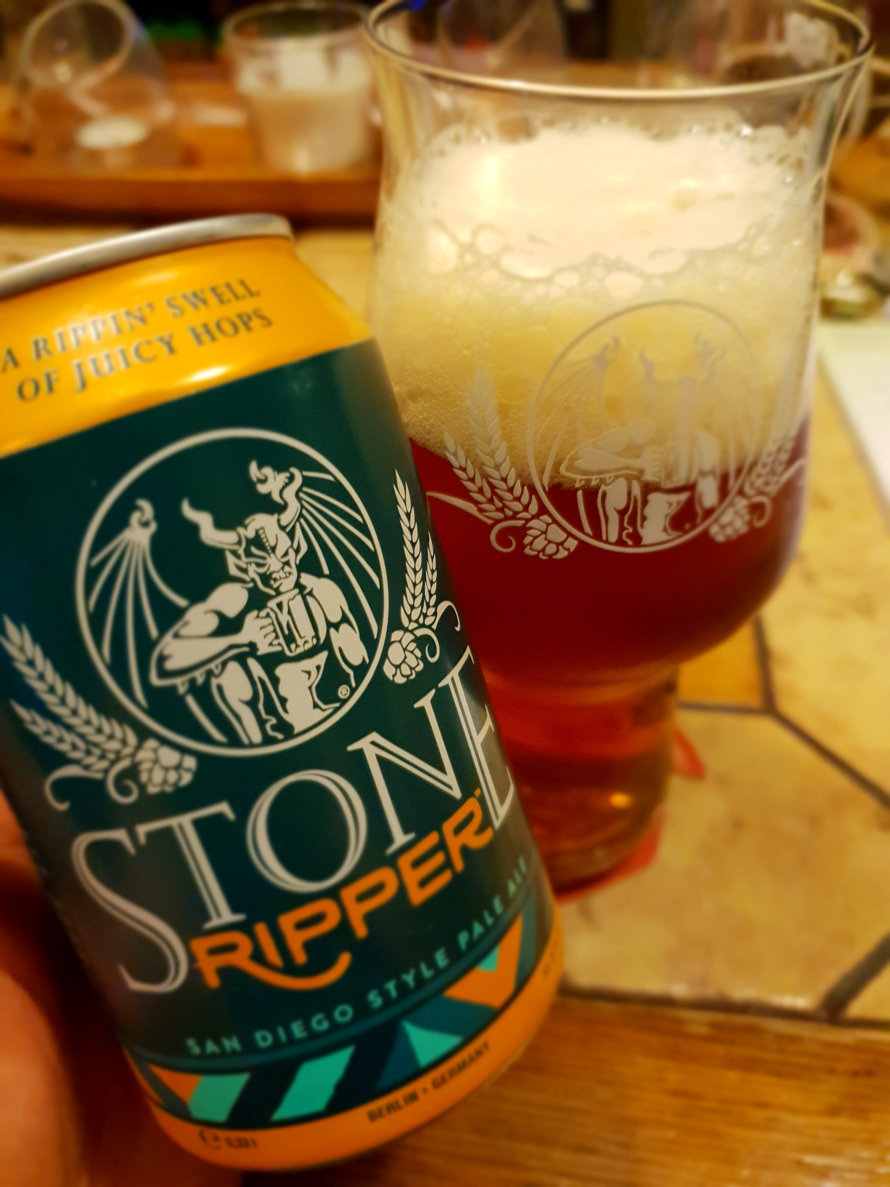 Stone Brewing – Ripper