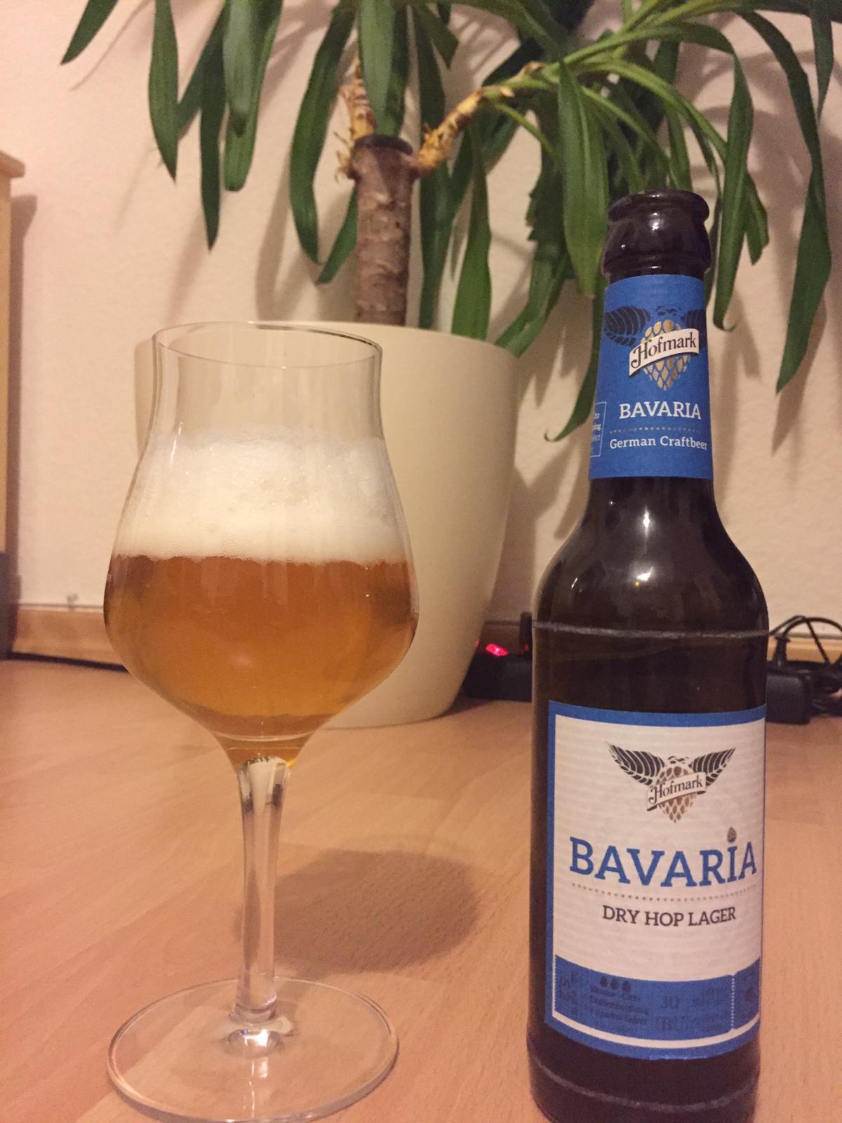 Hofmark Brauerei – Bavaria Dry Hop Lager