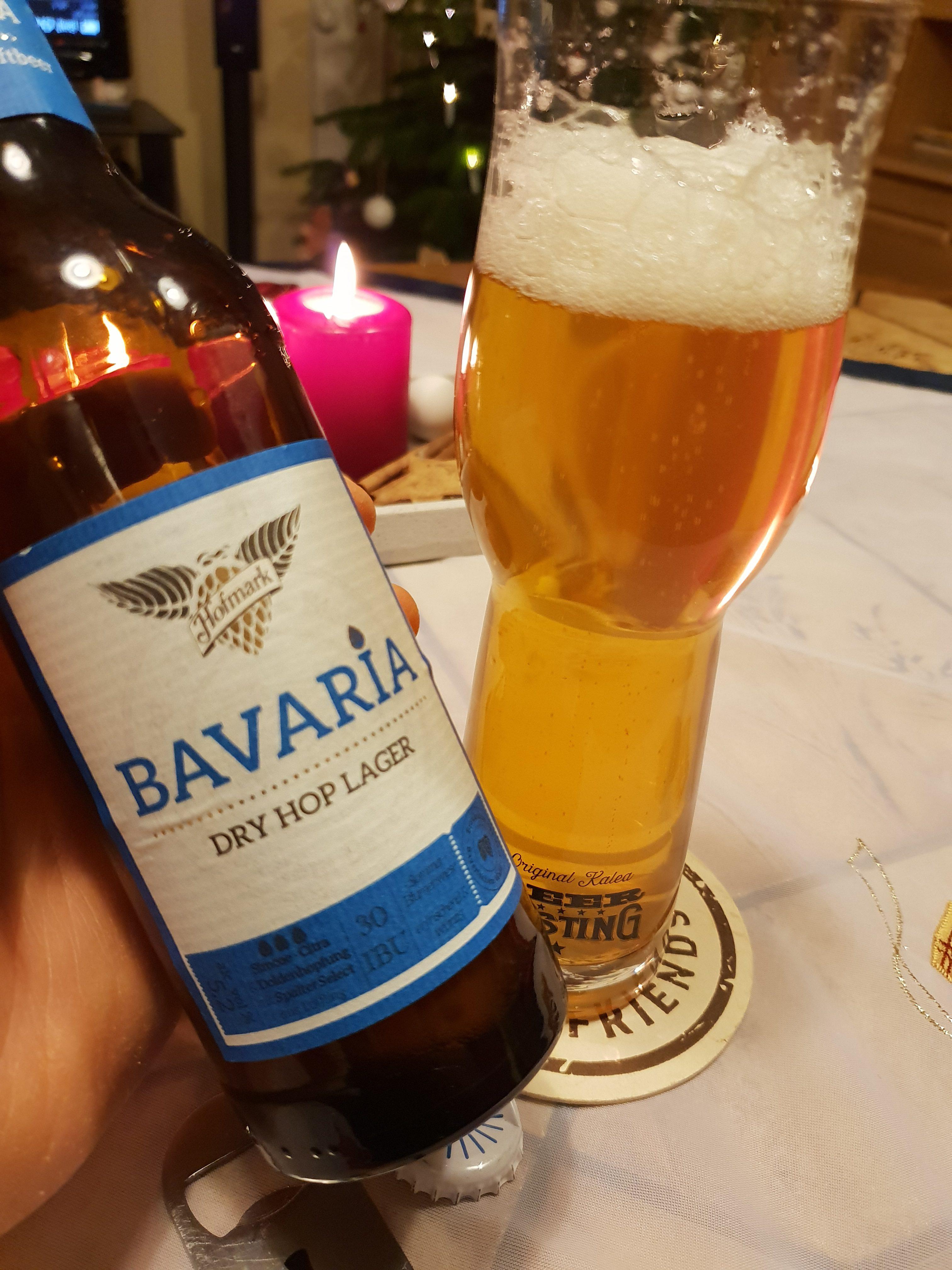 Bieradvent (Deutsche Edition) Hofmark – Dry Hop Lager