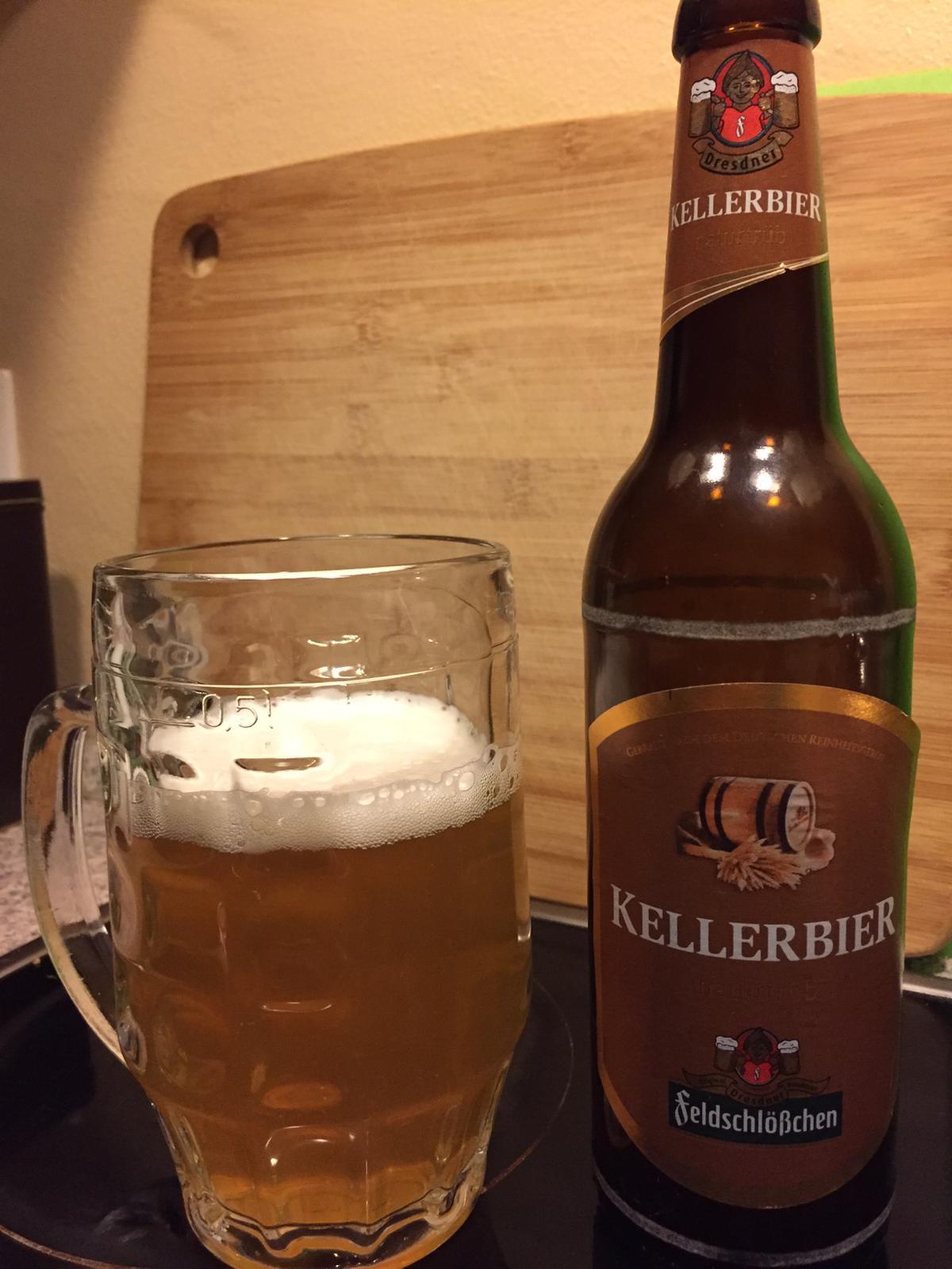 Bieradvent (Zwönitzer Edition) : Feldschlösschen – Kellerbier