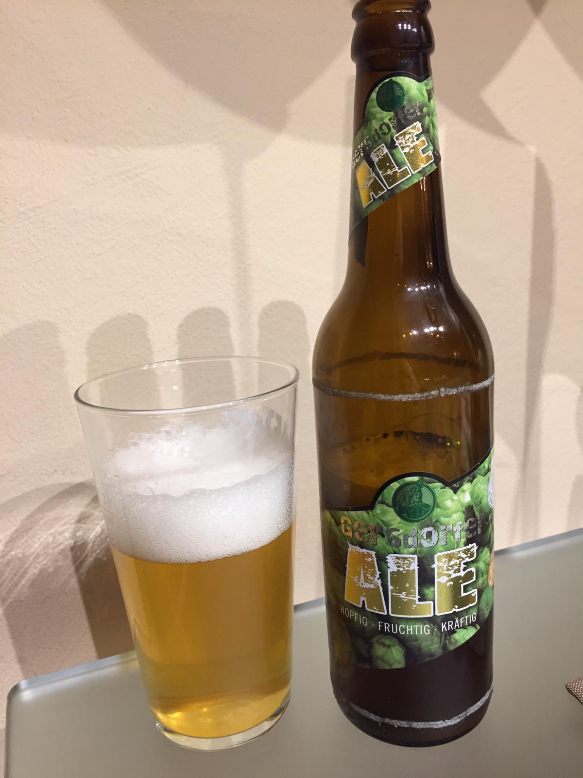 Bieradvent (Zwönitzer Edition) : Glückauf – Gersdorfer Ale