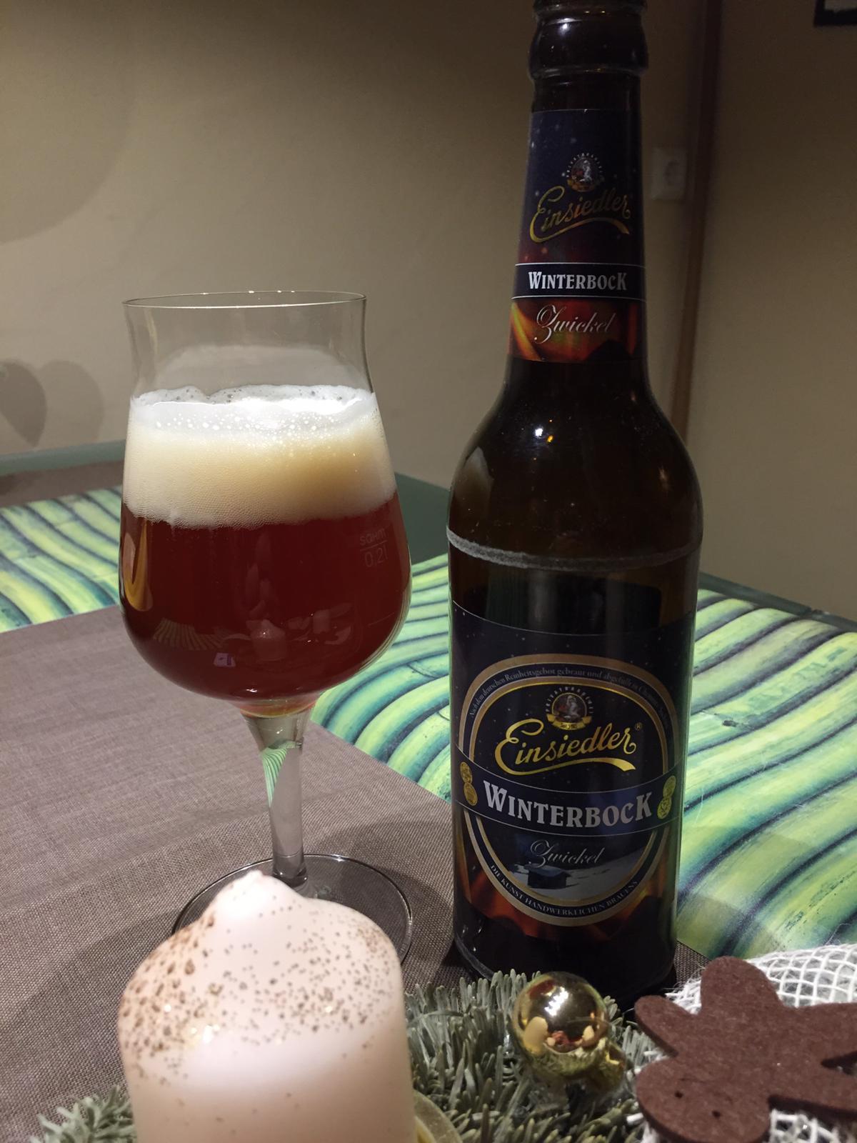Bieradvent (Zwönitzer Edition) Einsiedler – Winterbock