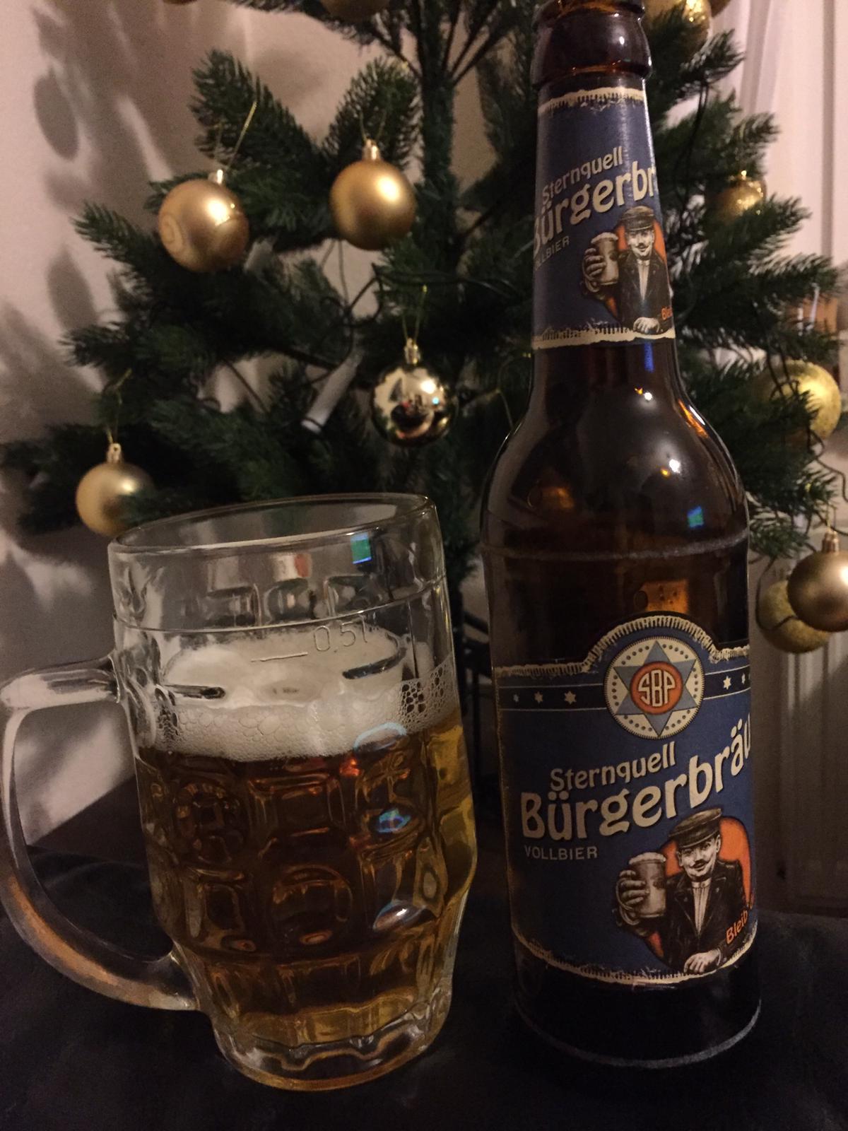 Bieradvent (Zwönitzer Edition) Sternquell – Bürgerbräu