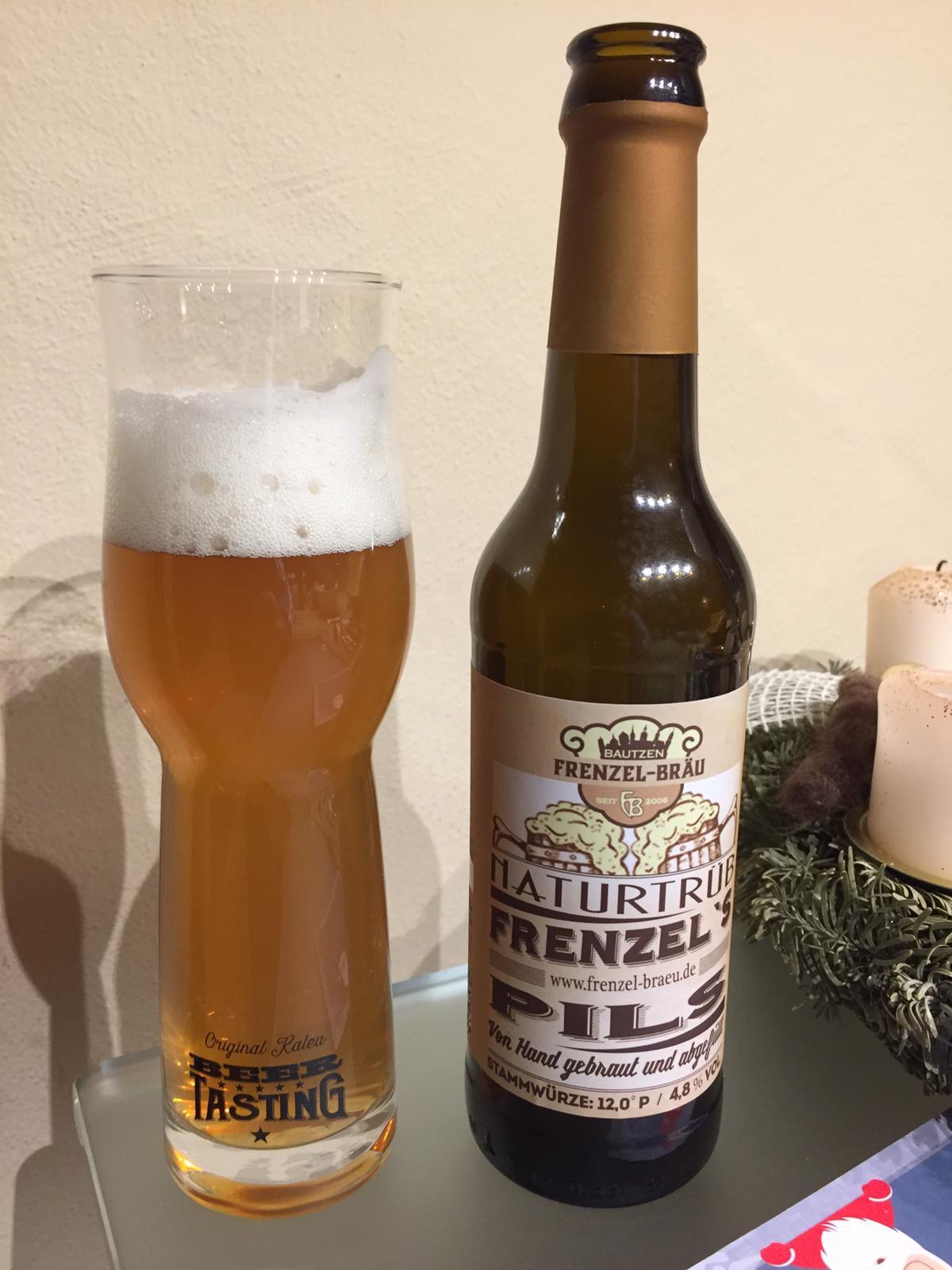 Bieradvent (Zwönitzer Edition) Frenzel – Frenzel's Pils