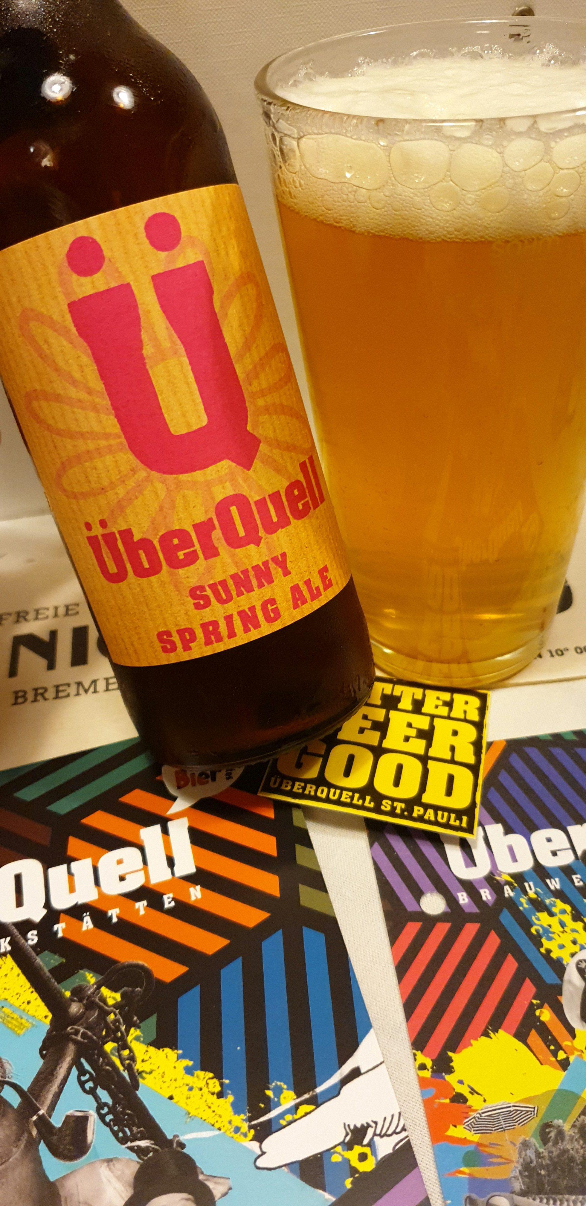 ÜberQuell – Sunny Spring Ale