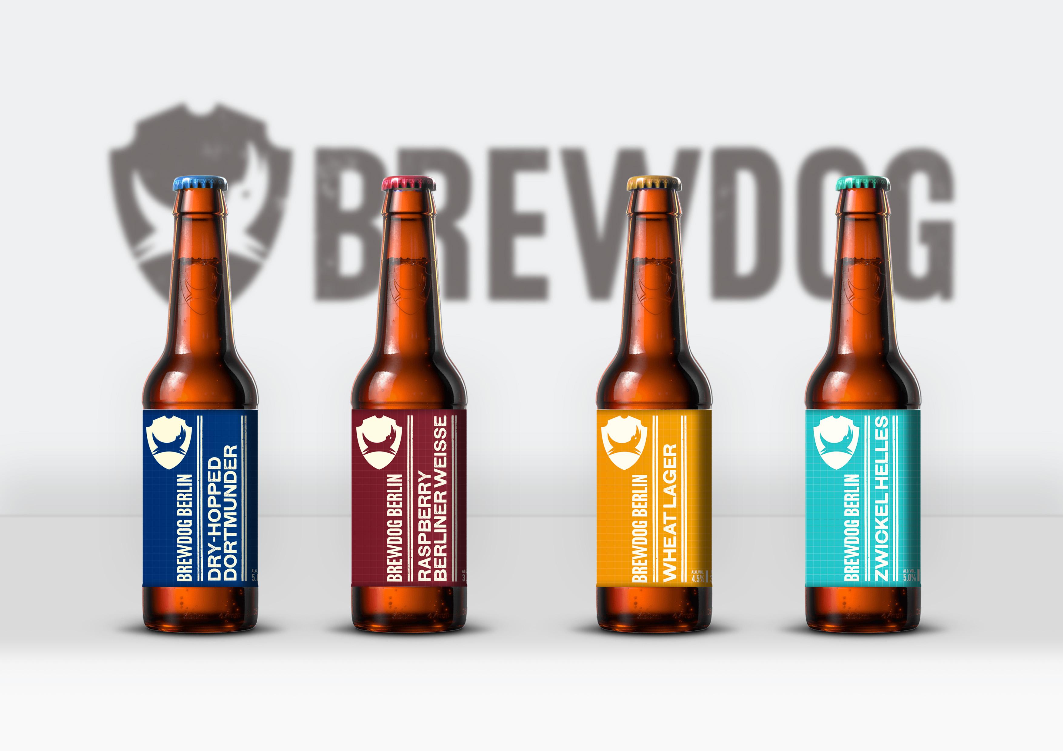 Partner Werbung: BrewDog Wettbewerb