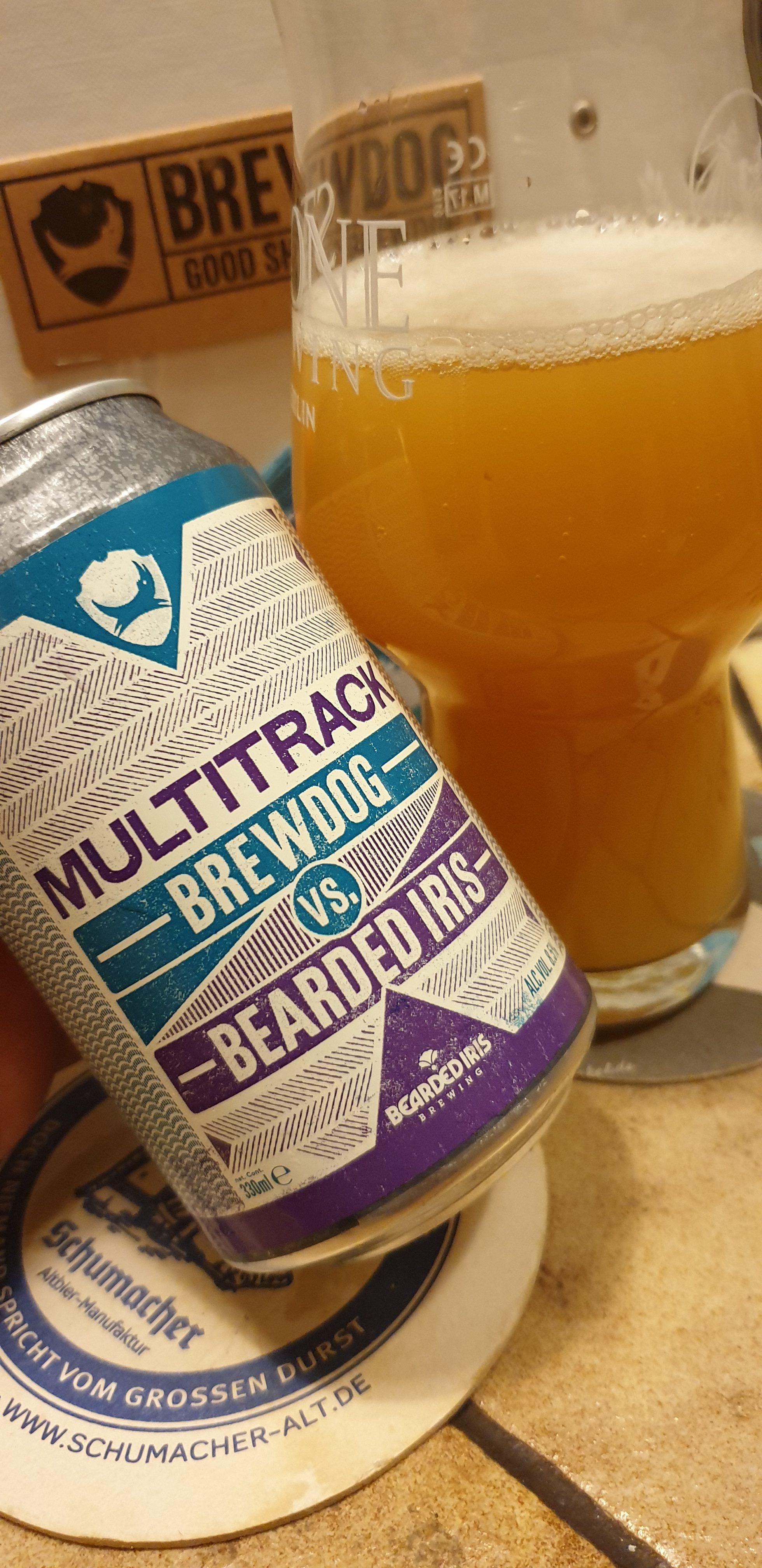 Brewdog Vs. Bearded Iris – Multitrack