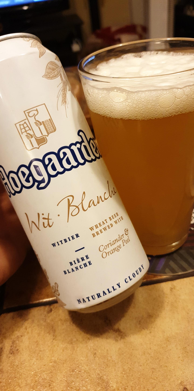 Hoegaarden – Wit Blanche