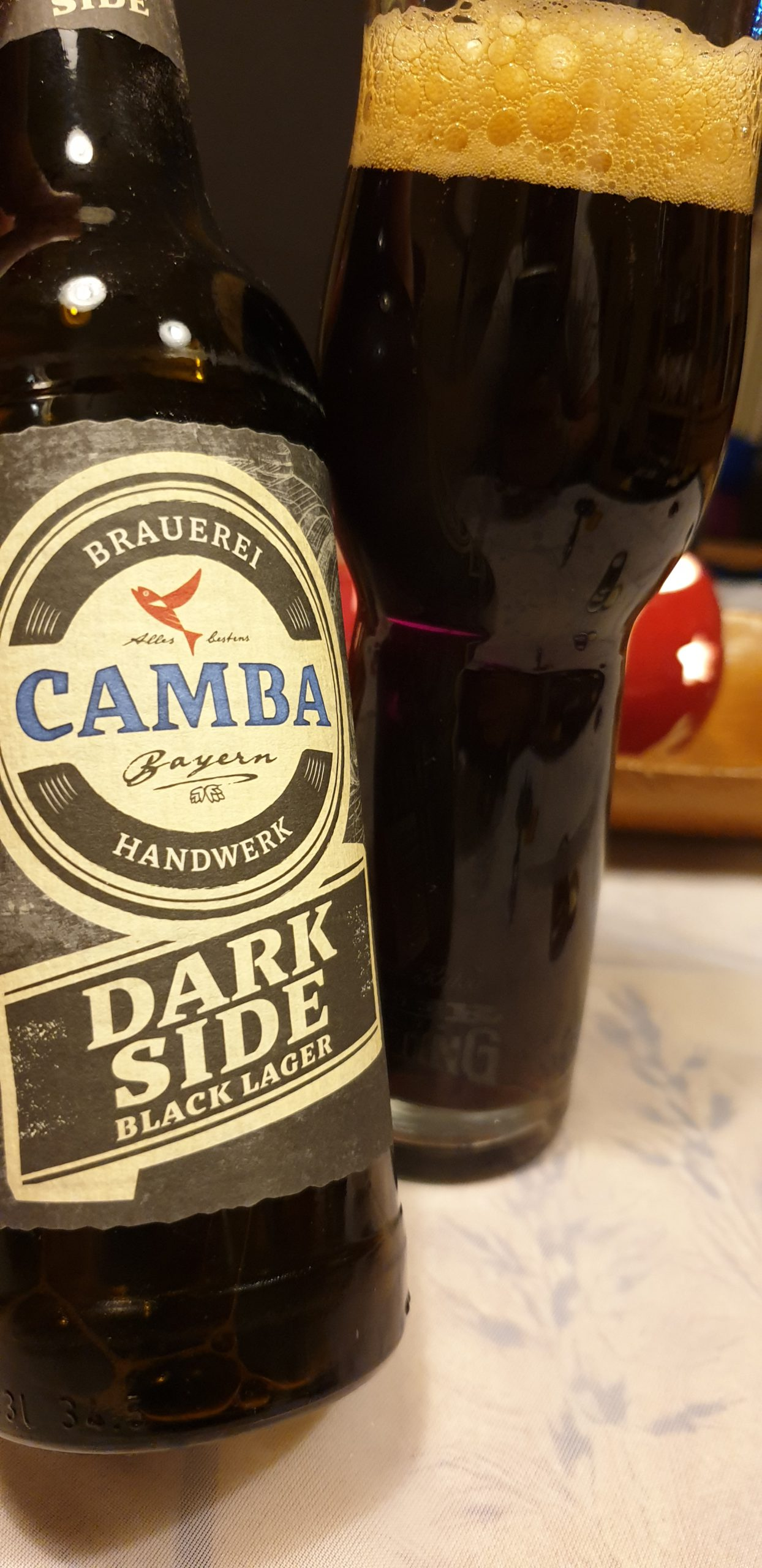 Bierkalender (Craft Edition DE 2019) Camba – Dark Side