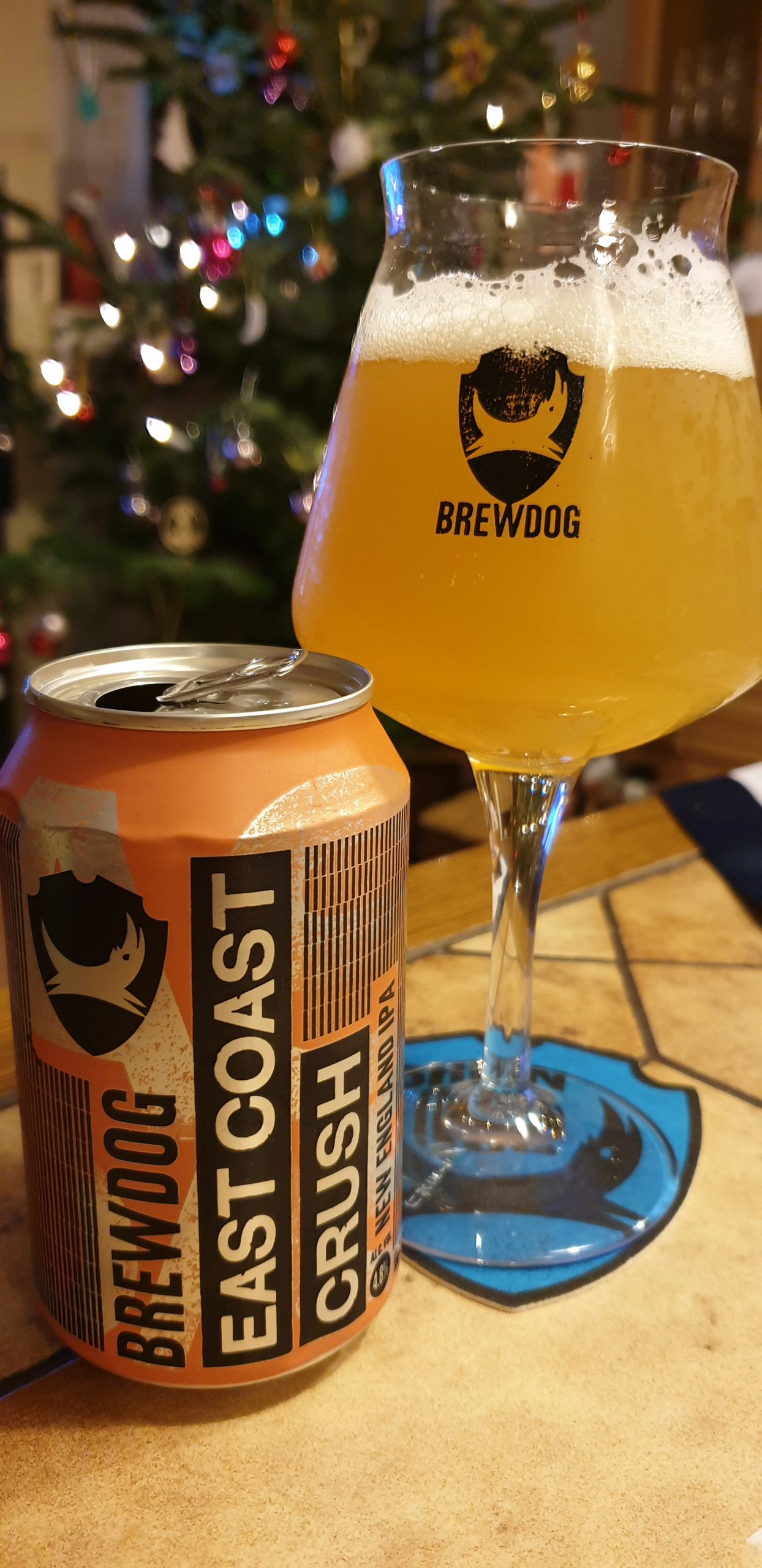 BrewDog (12 Beers of Christmas) East Coast Crush