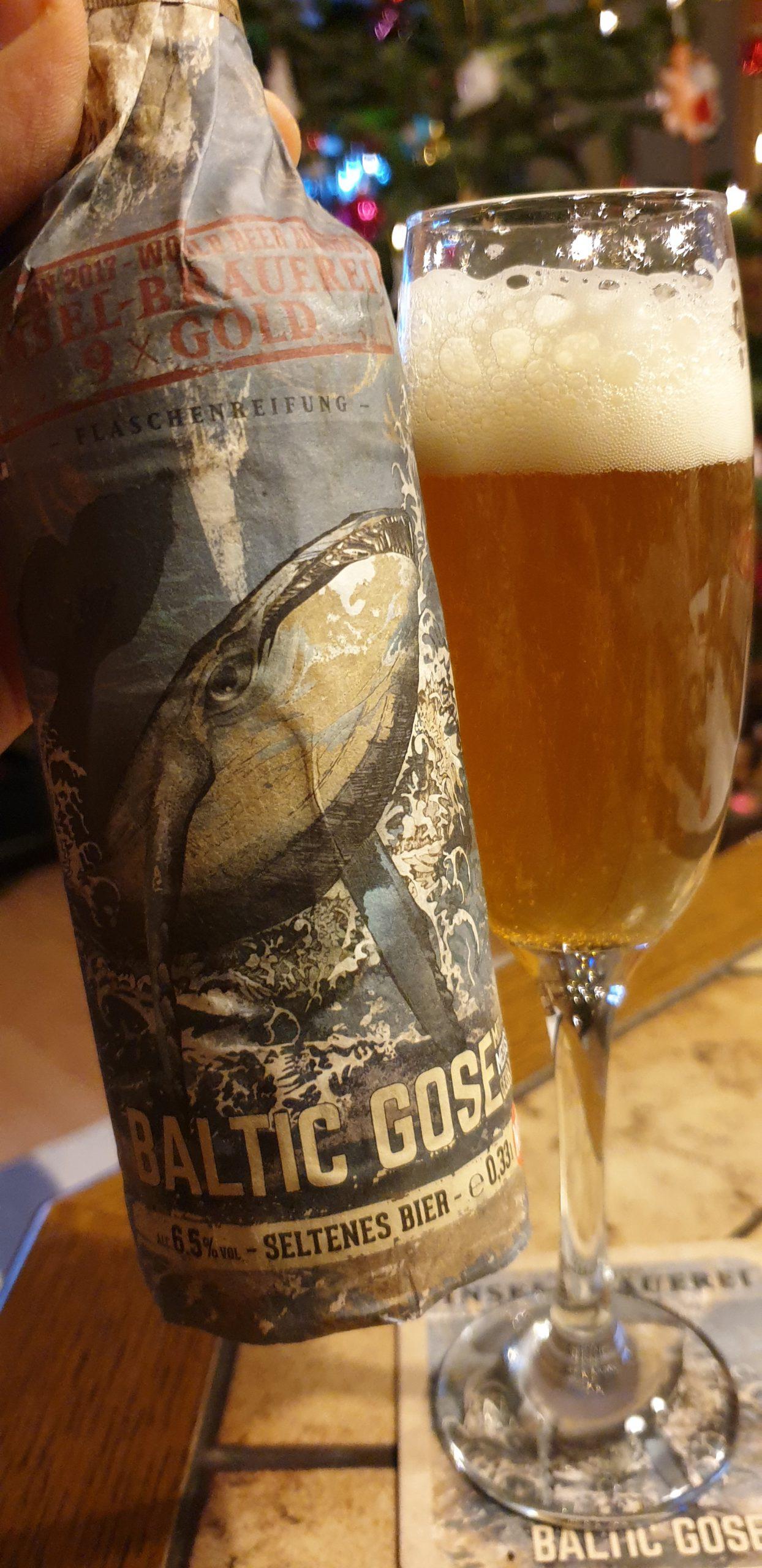 Insel-Brauerei – Baltic Gose