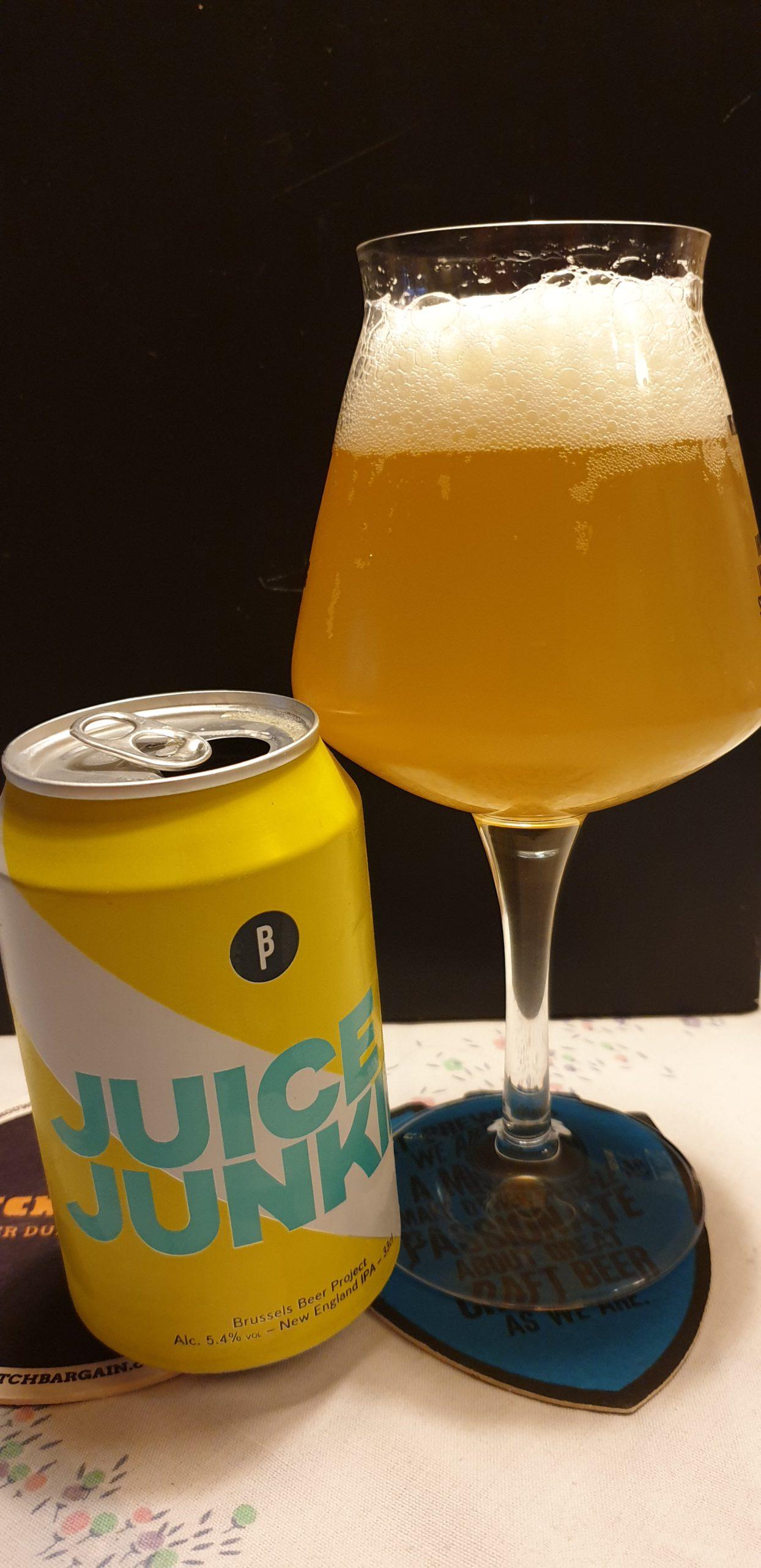 Brussels Beer Project – Juice Junkie