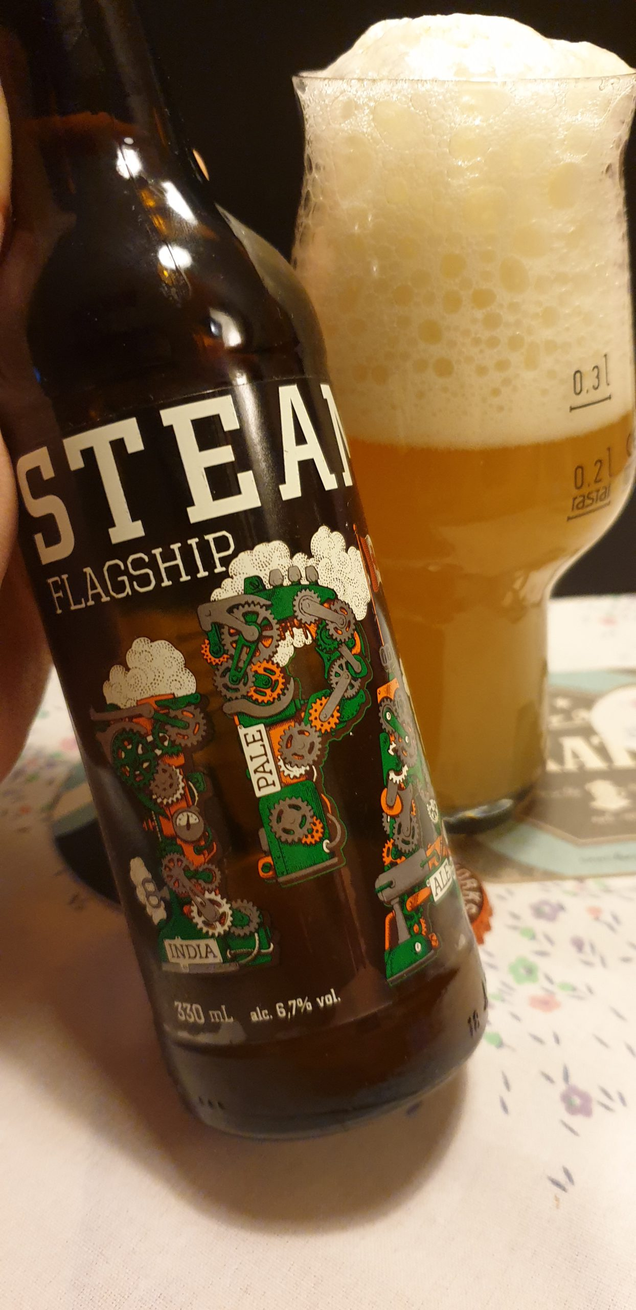 Steamworks – Flagship IPA
