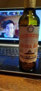 Sam Smith mit India Ale