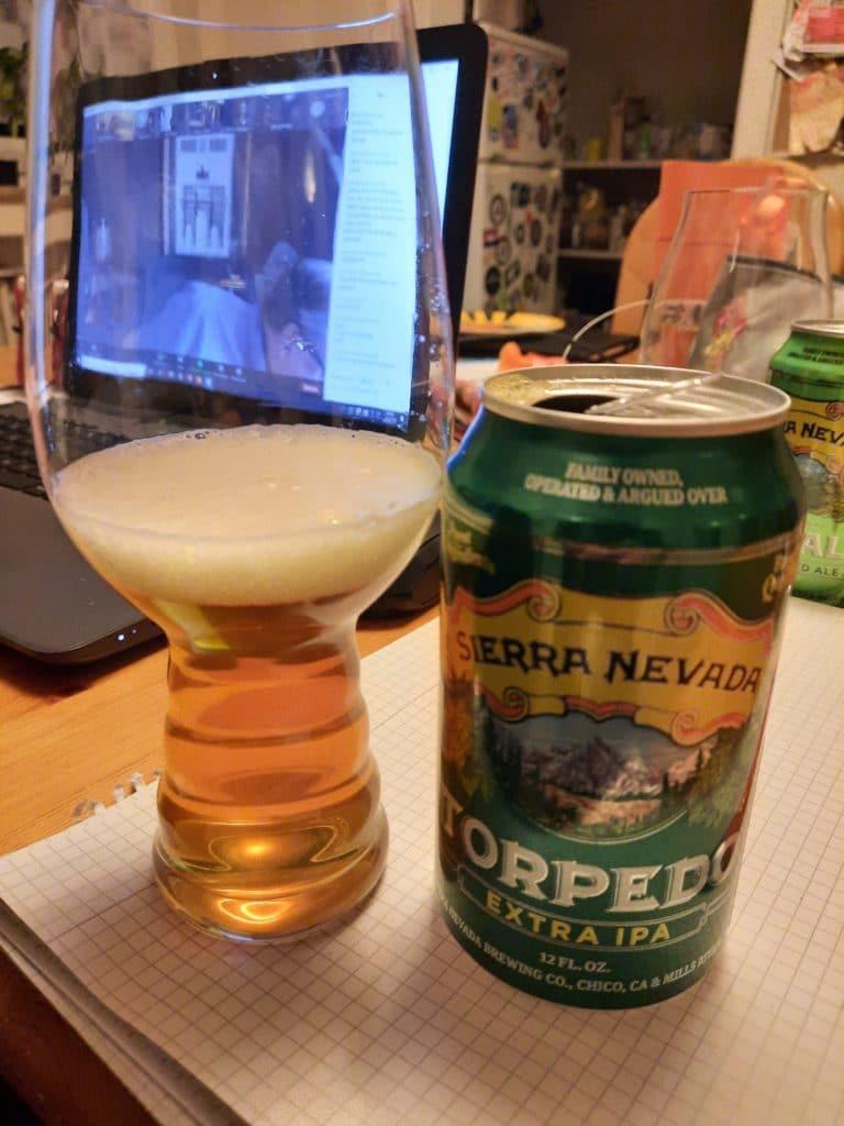 Sierra Nevada - Torpedo IPA