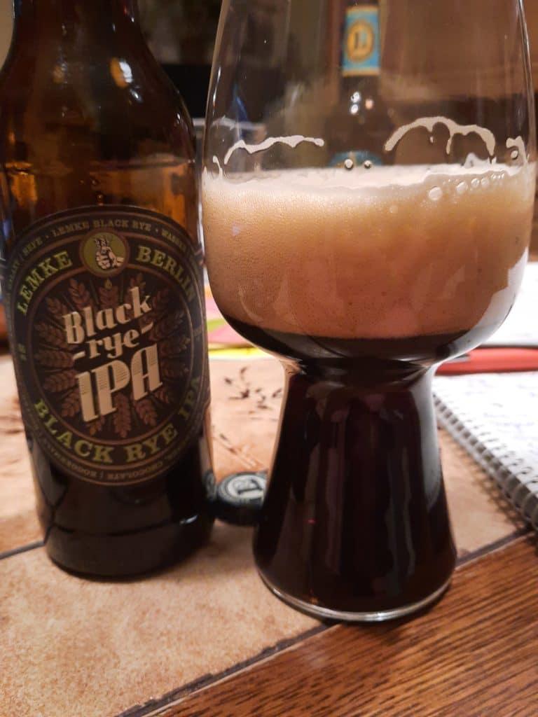 Lemke - Black Rye IPA