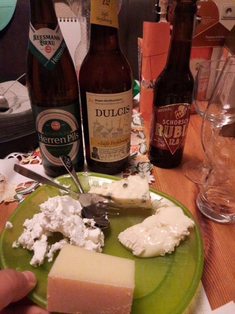 Käse & Bier